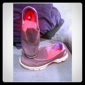 Skechers Go Walk 3 slip on, size 9.5